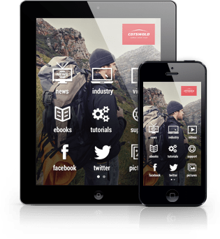 Outdoor Enthusiast App Preview