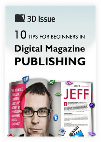 publish digital magazine