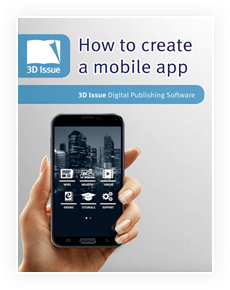 3D Issue user guide app creation