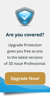 3dissue upgrade protection