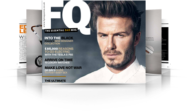 FQ Magazine Sample