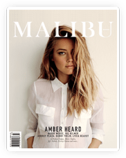 Malibu Magazine Sample