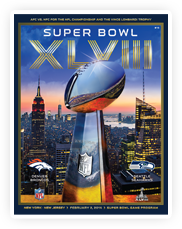 Superbowl flipbook sample
