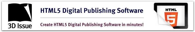 HTML5 flip magazine