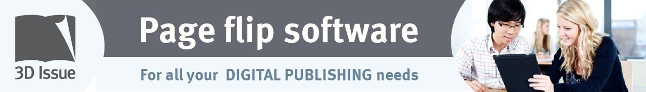 page flip digital publishing software
