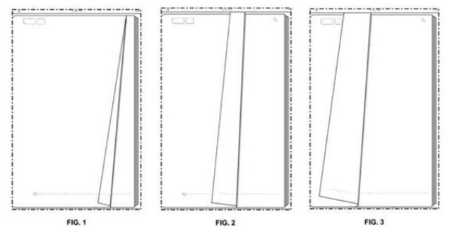 apple patent page turning