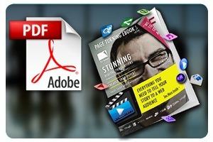 PDF to digital magazine