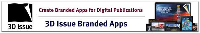 branded magazine apps