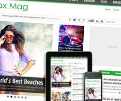publish web content