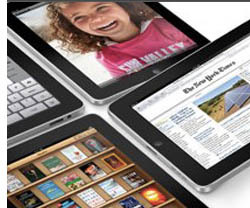 selling tablet devices