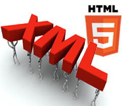 xml html5