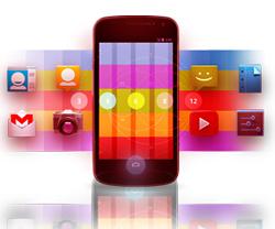 app marketing contenido