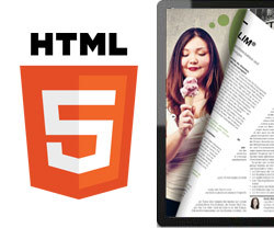 Flipping Book HTML5
