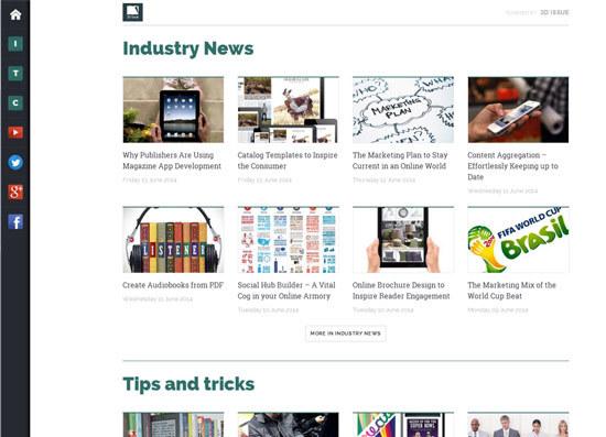 Marketing Newsletters