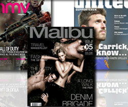 How to market a magazine