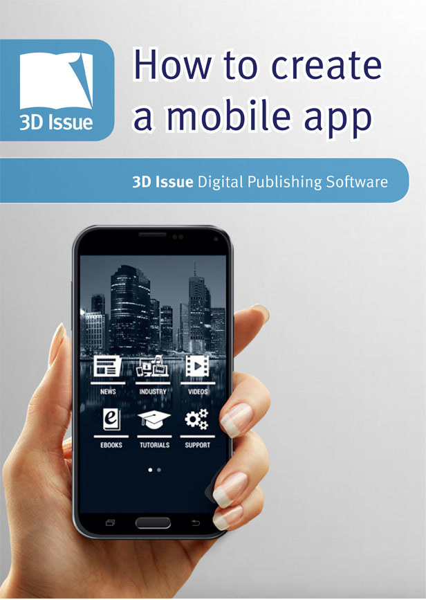 how to create mobile app manual
