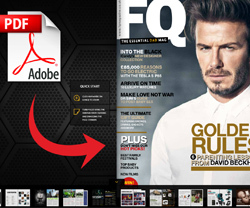 convert pdf to digital magazine